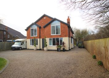 Thumbnail 5 bed detached house for sale in Chatsworth Road, Ellesmere Park, Monton, Manchester