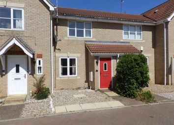 Thumbnail 2 bedroom terraced house for sale in Dhobi Place, Ipswich, Suffolk