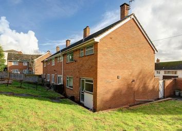 Thumbnail 3 bed end terrace house for sale in Weirfield Road, St. Leonards, Exeter