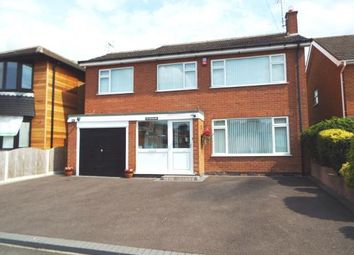 Thumbnail 4 bed detached house for sale in Normanby Road, Wollaton, Nottingham, Nottinghamshire
