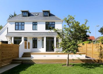 Thumbnail 4 bed semi-detached house for sale in Tongdean Lane, Withdean, Brighton