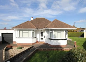Thumbnail 2 bed detached bungalow for sale in Lindridge Close, Kingsteignton, Newton Abbot