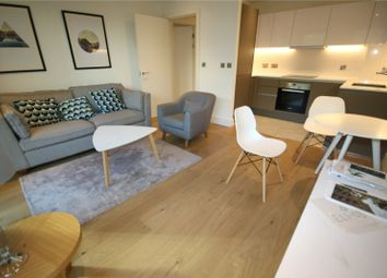 Thumbnail 1 bed flat to rent in Maple House, Wembley