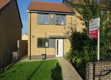 Thumbnail 2 bed semi-detached house for sale in Broomhouse Lane, Edlington, Doncaster