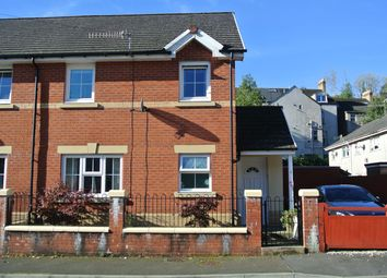 Thumbnail 3 bed semi-detached house for sale in Michael Court, Pontypool