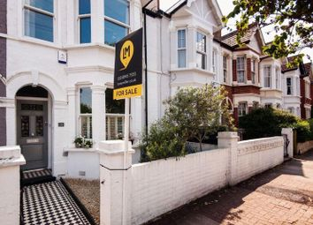 Thumbnail 5 bed terraced house for sale in Lavenham Road, London