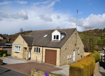 Thumbnail 4 bed detached house for sale in Moorcroft Park Drive, New Mill, Holmfirth, West Yorkshire