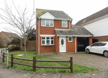 Thumbnail 3 bedroom detached house for sale in Oakley Avenue, Rayleigh
