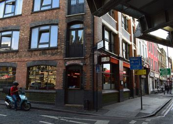 Thumbnail Restaurant/cafe to let in 42-44 Kingsland Road, Shoreditch, London