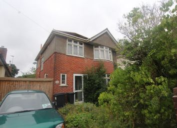 Thumbnail 3 bed detached house for sale in Coombe Avenue, Ensbury Park, Bournemouth