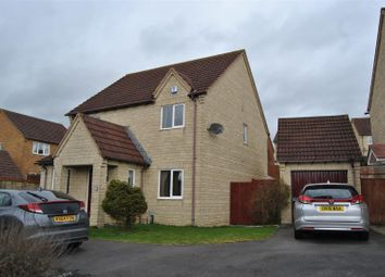 Thumbnail 4 bedroom detached house for sale in Pennine Way, Ash Brake, Swindon