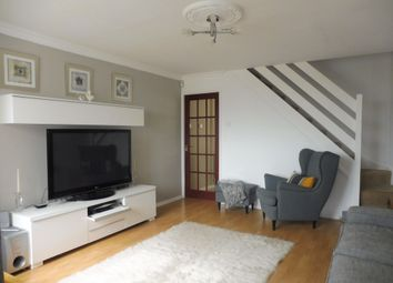 Thumbnail 2 bed terraced house for sale in Oaklands View, Greenmeadow, Cwmbran