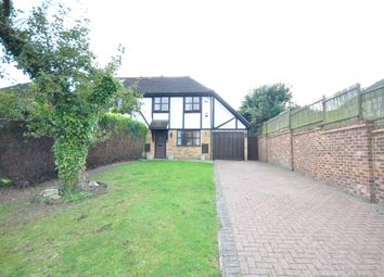 Thumbnail 3 bed semi-detached house to rent in Old Orchard Lane, Leybourne, West Malling