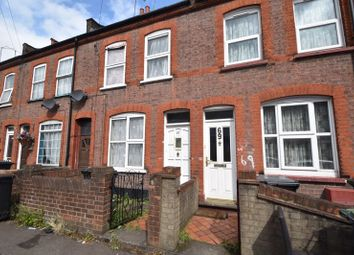 Thumbnail 2 bed terraced house for sale in Althorp Road, Luton