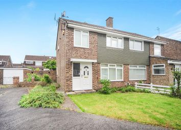 Thumbnail 3 bed terraced house for sale in Hewitt Close, Swindon