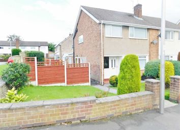 Thumbnail 3 bed semi-detached house for sale in Yew Tree Drive, Bredbury, Stockport