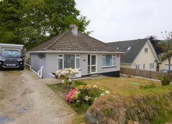 Thumbnail 3 bed detached bungalow for sale in Tresavean Hill, Lanner Moor, Redruth, Cornwall