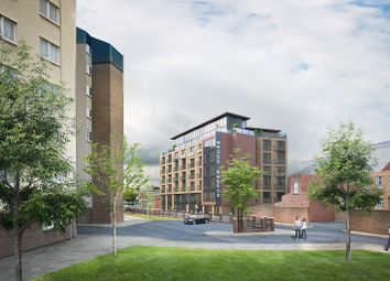 Thumbnail 1 bed flat for sale in Hopper Street, Gateshead
