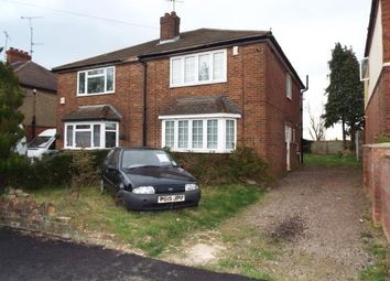 Thumbnail 3 bedroom semi-detached house for sale in Leicester Road, Luton, Bedfordshire