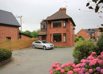 Thumbnail 3 bedroom detached house for sale in Caverswall Road, Blythe Bridge, Stoke-On-Trent