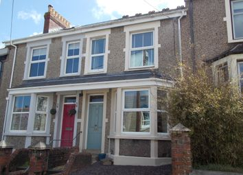 Thumbnail 3 bed terraced house for sale in Daniell Road, Truro