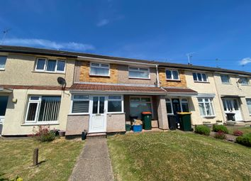Thumbnail 3 bed terraced house to rent in Monnow Way, Newport