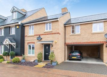 3 bed terraced house for sale in Evans Grove, Biggleswade SG18