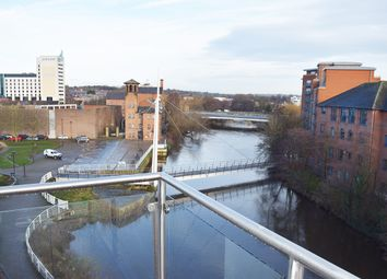 Thumbnail 1 bed flat to rent in Cathedral View, Full Street, Derby