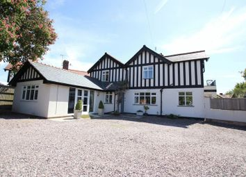 Thumbnail 4 bed link-detached house for sale in Manorial Road, Parkgate, Cheshire