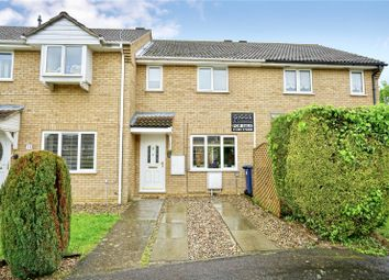 Thumbnail 3 bed terraced house for sale in Alder Close, Eaton Ford, St. Neots, Cambridgeshire