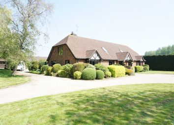 Thumbnail 6 bed detached house for sale in Abbotts Ann, Andover, Hampshire