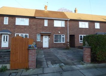 Thumbnail 2 bed terraced house for sale in Greenham Road, Manchester
