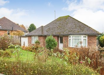Thumbnail 3 bed detached bungalow for sale in Paddock Gardens, East Grinstead, West Sussex