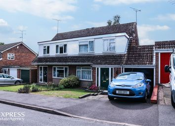 Thumbnail 3 bed semi-detached house for sale in Higgs Lane, Bagshot, Surrey