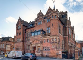 Thumbnail 2 bed flat for sale in 2 Victoria Institue, Worcester