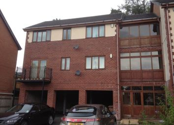 Thumbnail 2 bedroom flat to rent in Kingswood Close, Hengoed