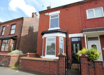 Thumbnail 2 bed end terrace house for sale in Silver Hill Road, Gee Cross, Cheshire