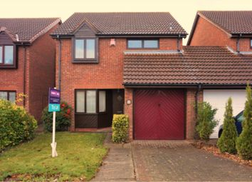 Thumbnail 3 bed detached house to rent in Balliol Court, Darlington