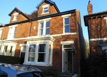 Thumbnail 4 bed semi-detached house to rent in White Street, Derby
