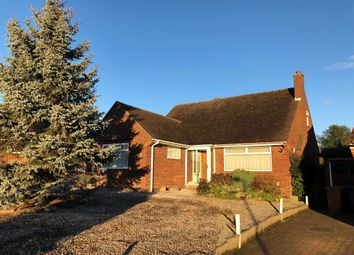 Thumbnail 3 bed detached bungalow for sale in The Ridgeway, Hitchin