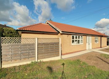 Thumbnail 3 bed detached bungalow for sale in Gainsborough Lane, Scawby, Brigg
