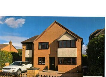 Thumbnail 5 bed detached house to rent in Melbourn Road Royston, Royston, Royston