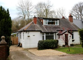 Thumbnail 2 bed semi-detached bungalow for sale in Catsash Road, Langstone, Newport