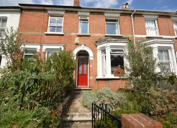 Thumbnail 3 bed terraced house for sale in Beaconsfield Avenue, Colchester