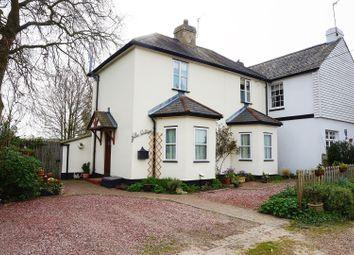 Thumbnail 3 bed semi-detached house for sale in Park Lane, Swanley Village
