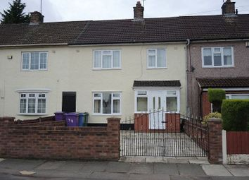 Thumbnail 3 bed terraced house for sale in Aspes Road, West Derby, Liverpool
