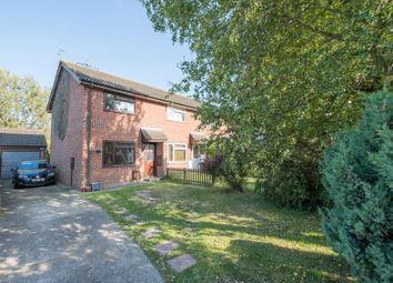 Thumbnail 2 bed end terrace house for sale in Hadfield Road, North Walsham