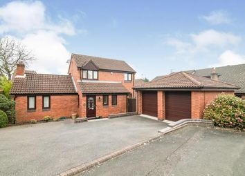 Thumbnail 4 bed detached house for sale in Tanwood Close, Callow Hill, Redditch, Worcestershire