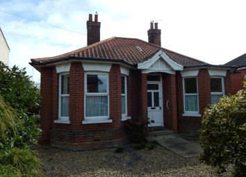 Thumbnail 3 bedroom detached bungalow for sale in Barton, St Johns Road, Stalham, Norfolk