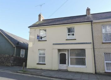 Thumbnail 3 bedroom semi-detached house for sale in Quay Road, Goodwick
